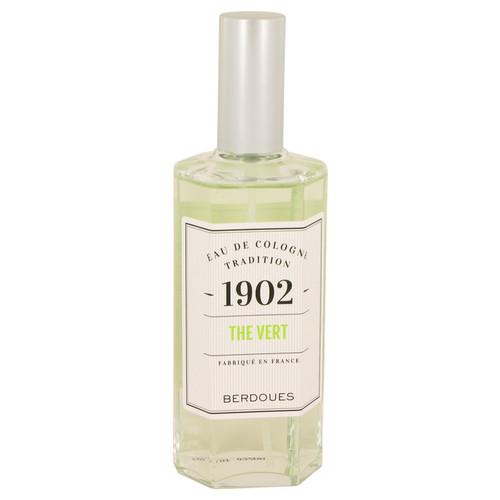 1902 Green Tea by Berdoues Eau De Cologne (Unisex unboxed) 4.2 oz for Men