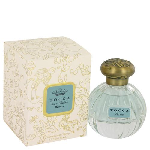Tocca Bianca by Tocca Eau De Parfum Spray 1.7 oz for Women
