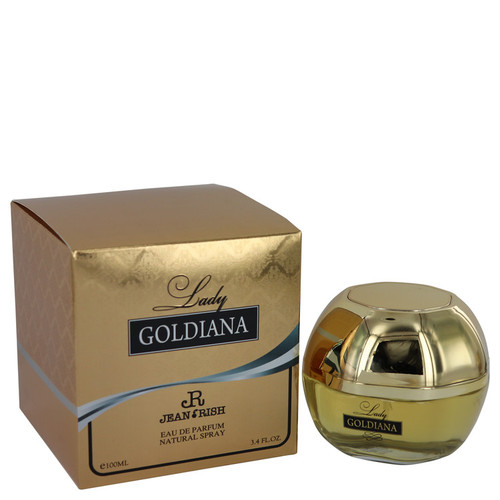 Lady Goldiana by Jean Rish Eau De Parfum Spray 3.4 oz for Women
