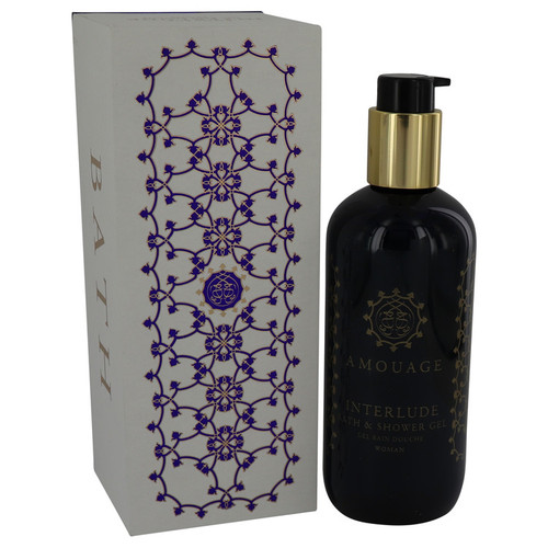 Amouage Interlude by Amouage Shower Gel 10 oz for Women