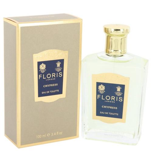 Floris Chypress by Floris Eau De Toilette Spray 3.4 oz for Women