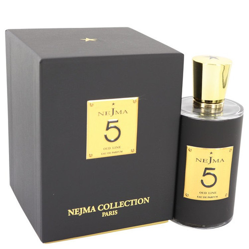 Nejma 4 by Nejma Eau De Parfum Spray 3.4 oz for Women