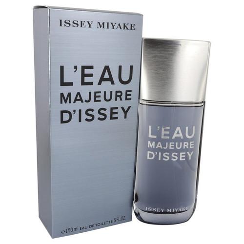L'eau Majeure D'issey by Issey Miyake Eau De Toilette Spray 5 oz for Men