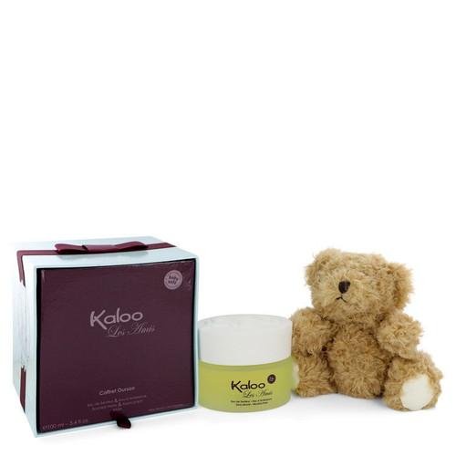 Kaloo Les Amis by Kaloo Eau De Senteur Spray / Room Fragrance Spray (Alcohol Free) + Free Fluffy Bear 3.4 oz for Men