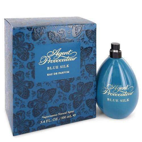 Agent Provocateur Blue Silk by Agent Provocateur Eau De Parfum Spray 3.4 oz for Women