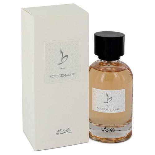 Sotoor Taa by Rasasi Eau De Parfum Spray 3.33 oz for Women