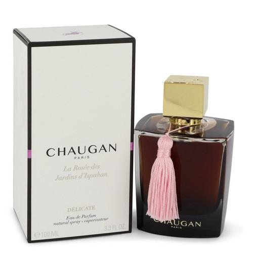Chaugan Delicate by Chaugan Eau De Parfum Spray (Unisex) 3.4 oz for Women