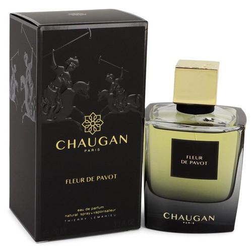 Chaugan Fleur De Pavot by Chaugan Eau De Parfum Spray 3.4 oz for Women