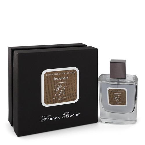 Franck Boclet Incense by Franck Boclet Eau De Parfum Spray 3.4 oz for Men