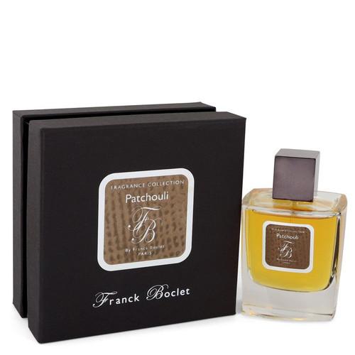 Franck Boclet Patchouli by Franck Boclet Eau De Parfum Spray 3.4 oz for Men