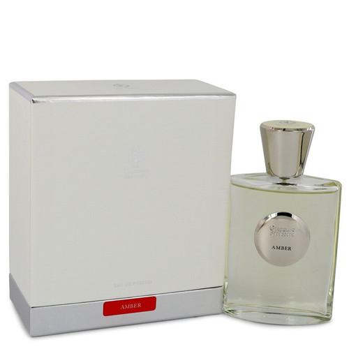 Giardino Benessere Amber by Giardino Benessere Eau De Parfum Spray (Unisex) 3.4 oz for Women