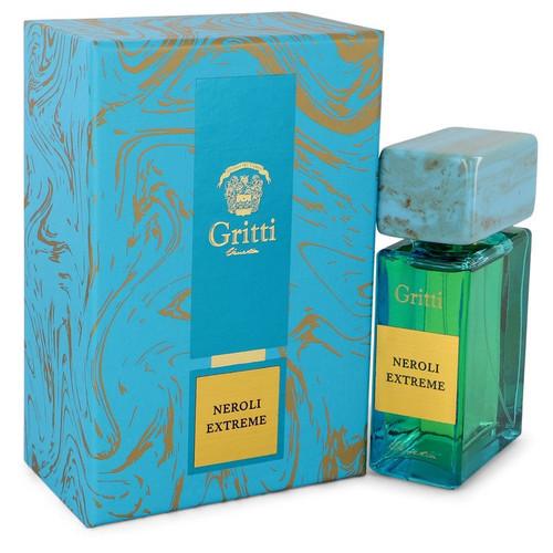 Gritti Neroli Extreme by Gritti Eau De Parfum Spray (Unisex) 3.4 oz for Women