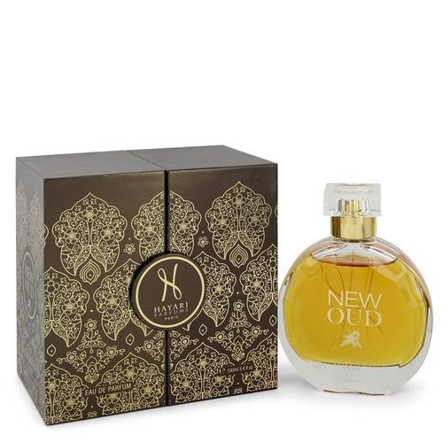 Hayari New Oud by Hayari Eau De Parfum Spray (Unisex) 3.4 oz for Men
