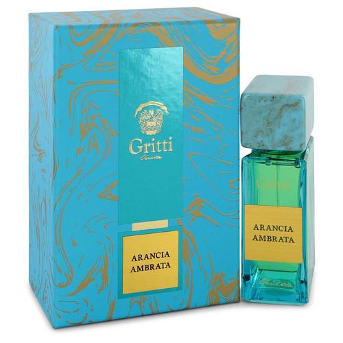 Arancia Ambrata by Gritti Eau De Parfum Spray (Unisex) 3.4 oz for Women