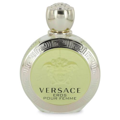 Versace Eros by Versace Eau De Toilette Spray (Tester) 3.4 oz for Women