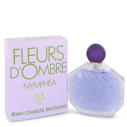 Fleurs D'ombre Nymphea by Brosseau Eau De Parfum Spray 3.4 oz for Women