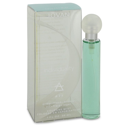 Jovan Individuality Air by Jovan Cologne Spray 1 oz for Women