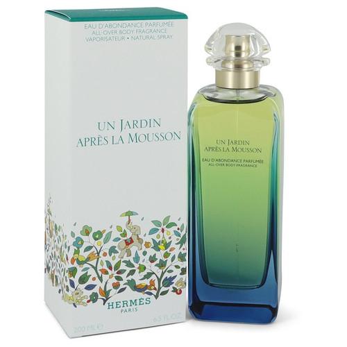 Un Jardin Apres La Mousson by Hermes All Over Body Spray (Unisex) 6.5 oz for Men