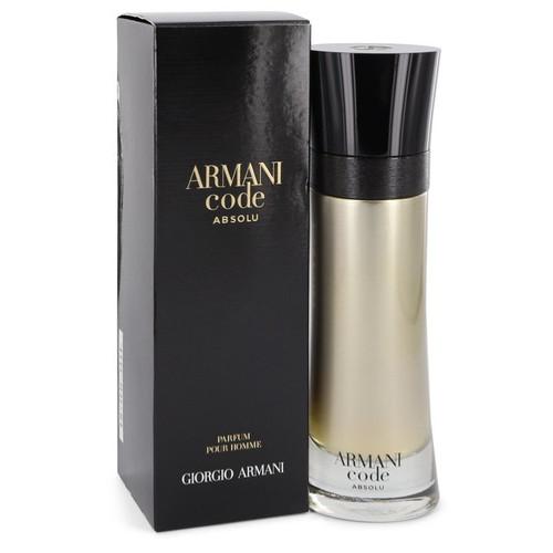 Armani Code Absolu by Giorgio Armani Eau De Parfum Spray 3.7 oz for Men