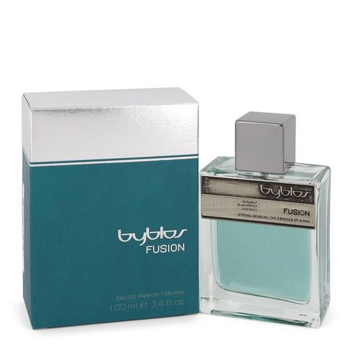 Byblos Fusion by Byblos Eau De Parfum Spray 3.4 oz for Men