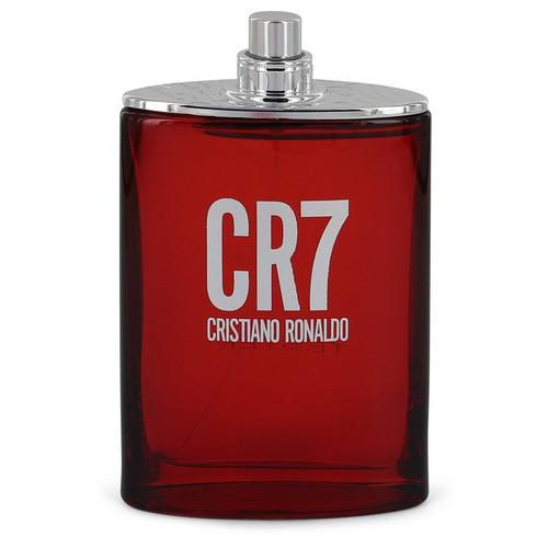 Cristiano Ronaldo CR7 by Cristiano Ronaldo Eau De Toilette Spray (Tester) 3.4 oz for Men