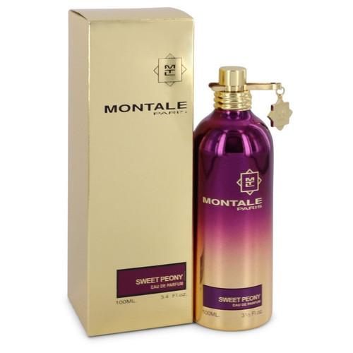 Montale Sweet Peony by Montale Eau De Parfum Spray 3.4 oz for Women