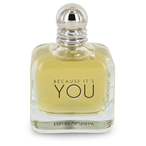 Because It's You by Giorgio Armani Eau De Parfum Spray (Tester) 3.4 oz for Women