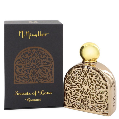 Secrets of Love Gourmet by M. Micallef Eau De Parfum Spray 2.5 oz for Women