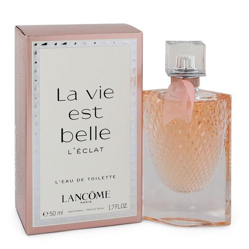 La Vie Est Belle L'eclat by Lancome L'eau de Toilette Spray 1.7 oz for Women