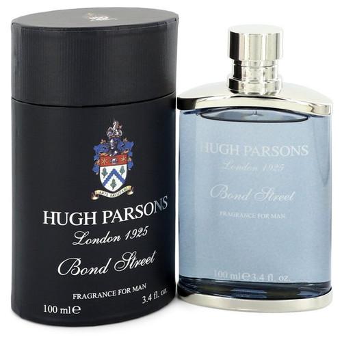 Hugh Parsons Bond Street by Hugh Parsons Eau De Parfum Spray 3.4 oz for Men