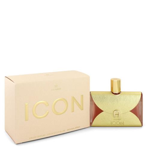 Aigner Icon by Aigner Eau De Parfum Spray 3.4 oz for Women