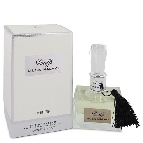 Riiffs Musk Malaki by Riiffs Eau De Parfum Spray (Unisex) 3.4 oz for Women