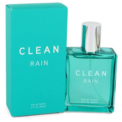 Clean Rain by Clean Eau De Toilette Spray 2 oz for Women