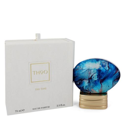 The Time by The House of Oud Eau De Parfum Spray (Unisex) 2.5 oz for Women