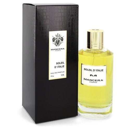 Mancera Soleil D'Italie by Mancera Eau De Parfum Spray (Unisex) 4 oz for Women