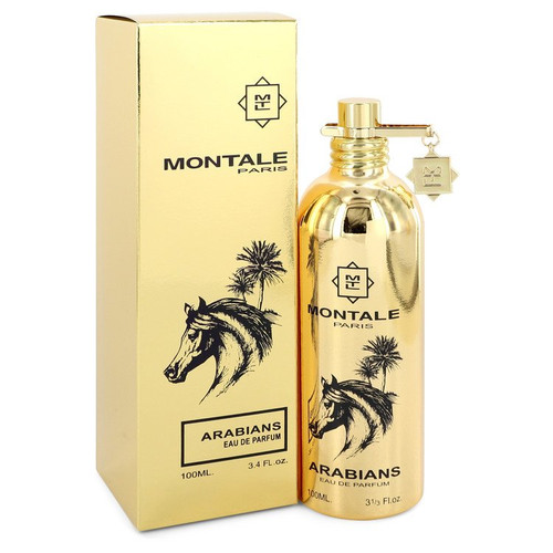 Montale Arabians by Montale Eau De Parfum Spray (Unisex) 3.4 oz  for Women