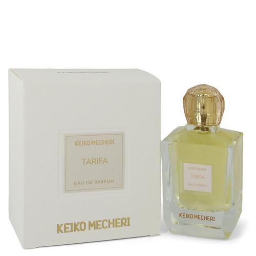 Tarifa by Keiko Mecheri Eau De Parfum Spray (Unisex) 2.5 oz for Women