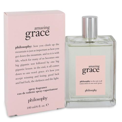 Amazing Grace by Philosophy Eau De Toilette Spray 6 oz for Women