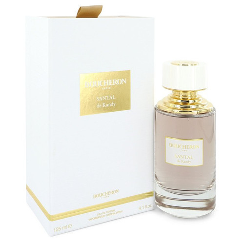 Santal De Kandy by Boucheron Eau De Parfum Spray 4.1 oz for Women