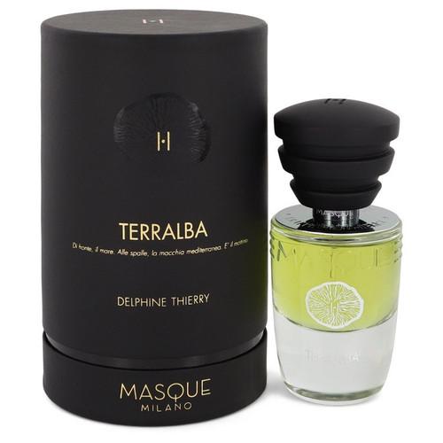 Terralba by Masque Milano Eau De Parfum Spray (Unisex) 1.18 oz for Women