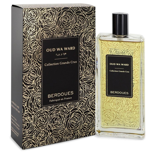 Oud Wa Ward by Berdoues Eau De Parfum Spray 3.38 oz for Women