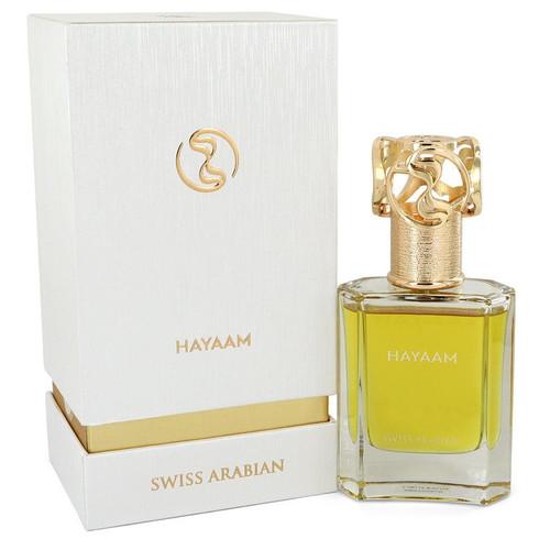 Swiss Arabian Hayaam by Swiss Arabian Eau De Parfum Spray (Unisex) 1.7 oz for Men