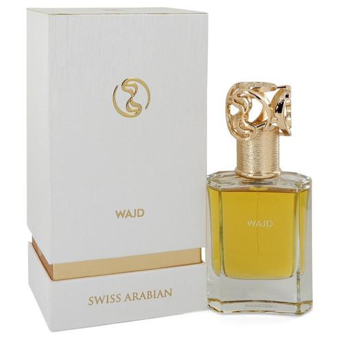 Swiss Arabian Wajd by Swiss Arabian Eau De Parfum Spray (Unisex) 1.7 oz for Men