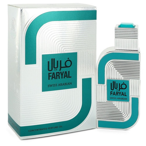 Swiss Arabian Faryal by Swiss Arabian Concentrated Perfume Oil (Unisex) 0.5 oz for Women