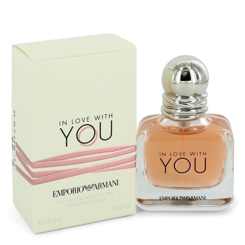In Love With You by Giorgio Armani Eau De Parfum Spray 1 oz for Women