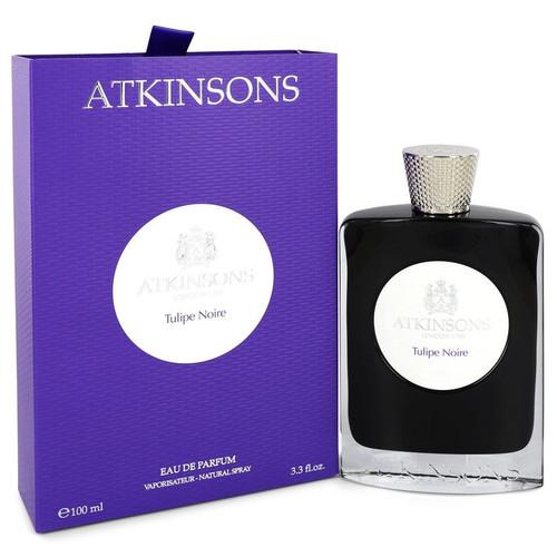 Tulipe Noire by Atkinsons Eau De Parfum Spray 3.3 oz for Women