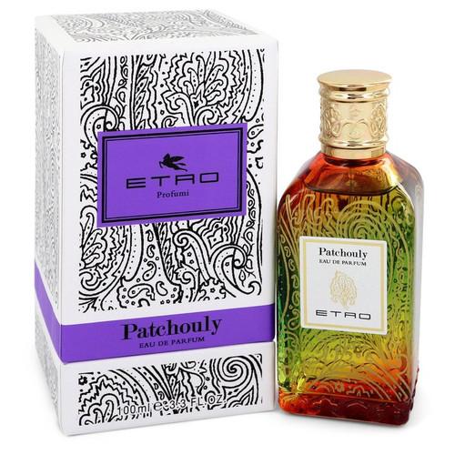 Etro Patchouly by Etro Eau De Parfum Spray (Unisex) 3.3 oz  for Women