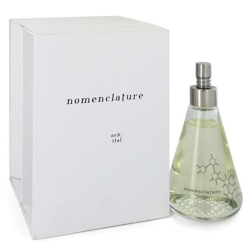 Nomenclature Orb Ital by Nomenclature Eau De Parfum Spray 3.4 oz for Women