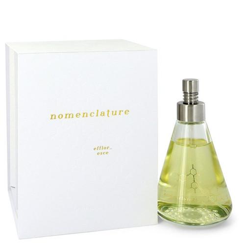 Nomenclature Efflor Esce by Nomenclature Eau De Parfum Spray 3.4 oz for Women