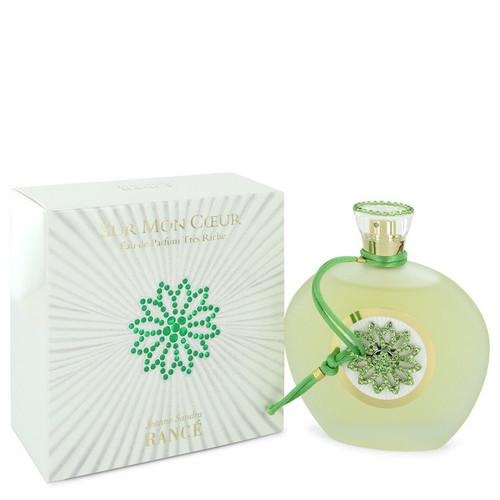 Sur Mon Coeur by Rance Eau De Parfum Spray 3.4 oz for Women